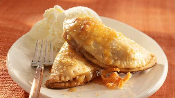 Mascarpone Turnovers